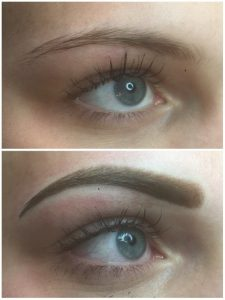 OMBRÉ brows