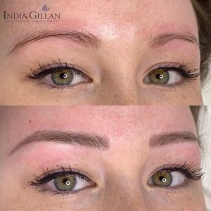 MIcroblading near Me | India Gillan Elite Beauty